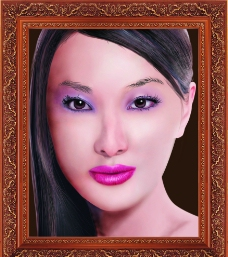 美女 肖像图片
