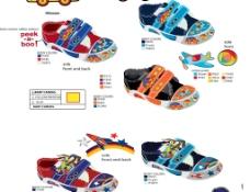 卡通 童鞋 漂亮 动感图片