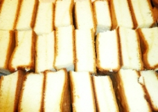 方条面包图片