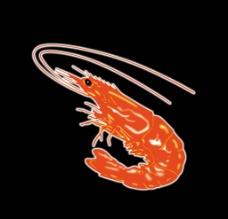 大红虾图片