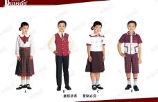 校服设计(飚的品牌)图片