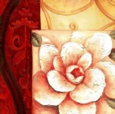 花卉油画32 (60厘米 X 60厘米)