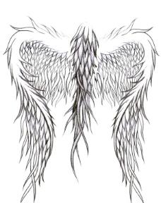 天使翅膀图片