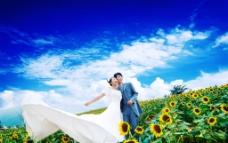 浪漫婚纱图片