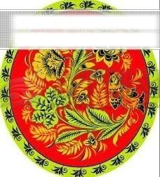 韩式花纹 线条 背景 DM单 X展架