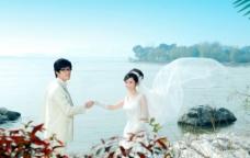 结婚摄影图片