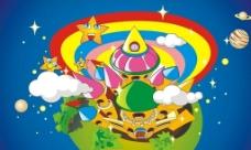 魔法宫殿图片