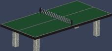 max 3D 模型 体育器材图片