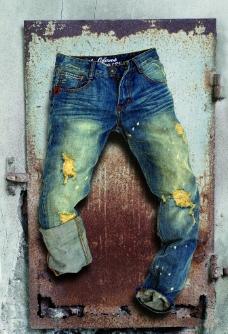 时尚牛仔高清图图片