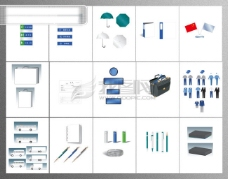 vi设计模板素材