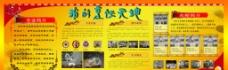校园文化展板(烹饪专业)图片