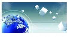 科技地球模块