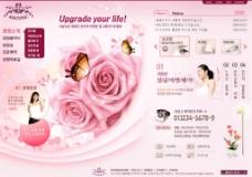 韩国女性网站图片