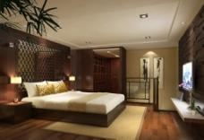 样板房卧室设计图片