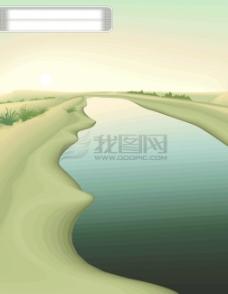 自然风景 风景 自然风景画