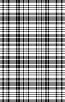 黑白格子布纹图片