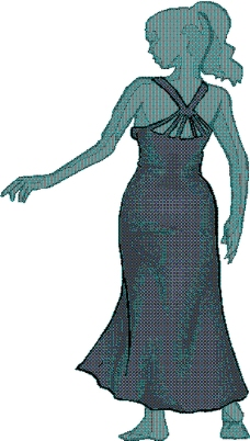 服装广告0123
