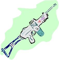 军人武器0482