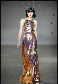 2015巴黎时装内衣秀