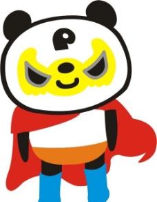熊猫侠图片