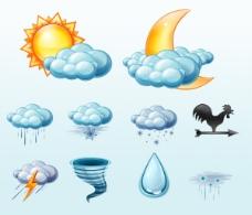 超酷天气图标