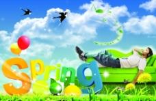 春天素材图片