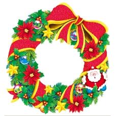 欢乐圣诞插画0048