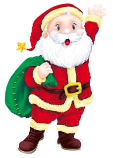 欢乐圣诞插画0012