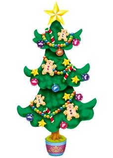 欢乐圣诞插画0030