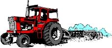 农业机械与庄稼0479