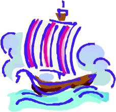 轮船等水上设备0338
