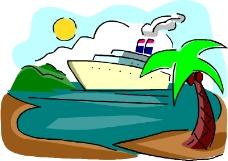 轮船等水上设备0394