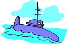 轮船等水上设备0390