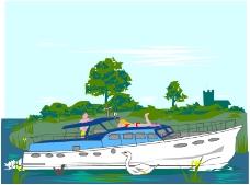 轮船等水上设备0126