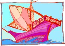 轮船等水上设备0308