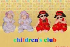 儿童模板 children club(儿童乐园)图片