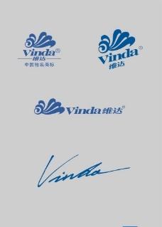 维达标志图片