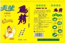 鸡精包装袋图片
