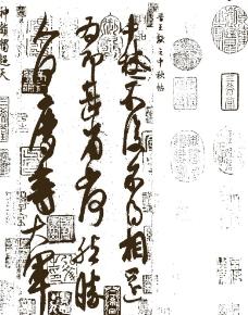 王羲之三希堂图片