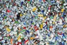 垃圾 塑料 回收 工业图片