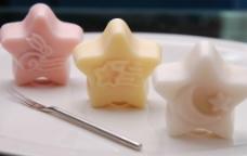 蛋糕 五角星图片