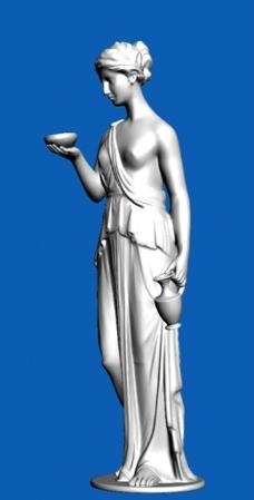 雕塑模型圖片