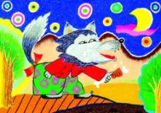 大灰狼图片