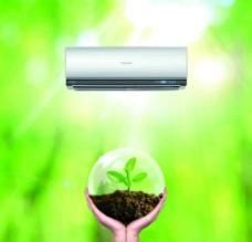 空調廣告設計背景圖片