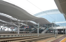 高铁车站图片