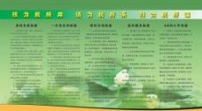 工商局 物价局等行政事业单位《行政效能建设》展板模板图片