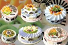 蛋糕扣图图片