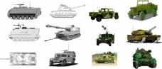 坦克装甲车