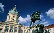 欧式雕像图片
