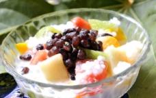 Q椰西米 什锦 水果捞图片